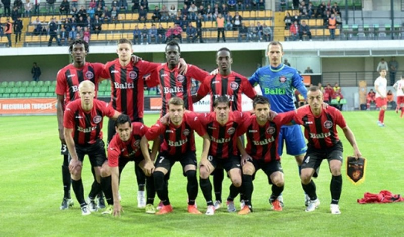 FC Botosani joaca un amical cu o echipa din Republica Moldova