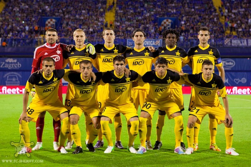FC Botosani joaca un amical in Republica Moldova