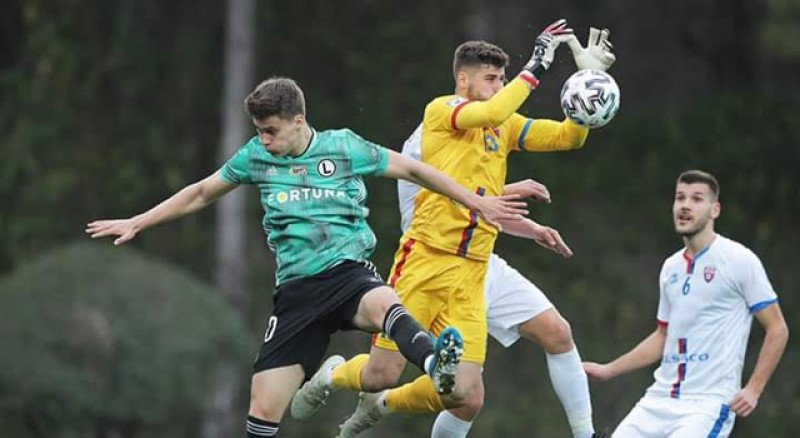 FC Botoșani - Legia Varșovia 1-2! Dugandzic e golgheter în amicale!