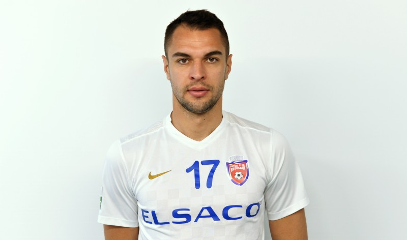 FC Botosani lovita de o noua accidentare. Stelian Cucu va fi indisponibil timp de doua luni!
