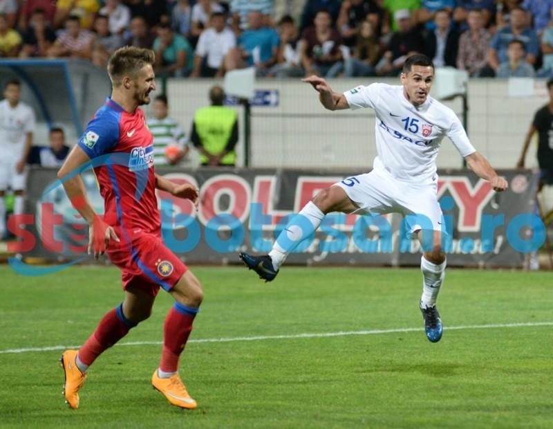 FC Botoșani merge la TAS, pentru a-l recupera pe Gonzalo Cabrera! Arabii nu au achitat transferul, ba chiar l-au vândut pe jucător în Malaezia!