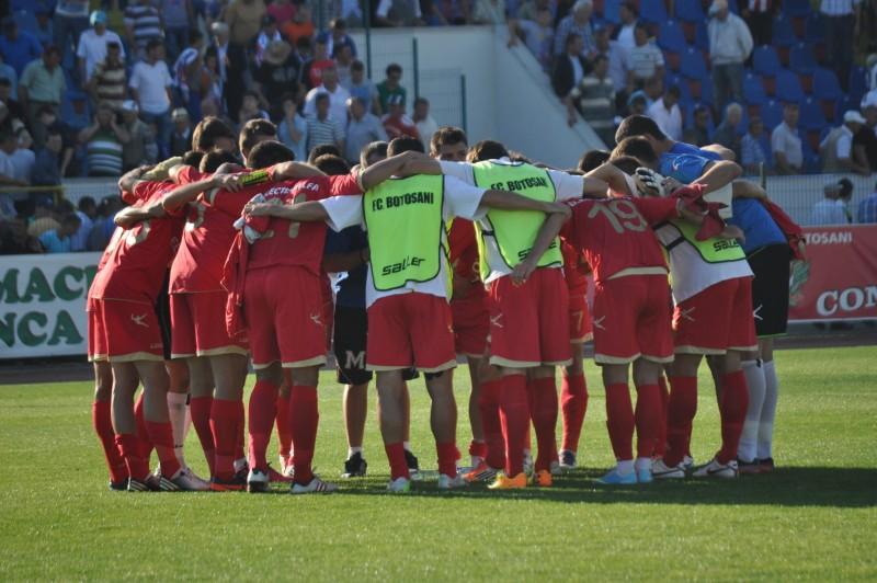 FC Botosani, nou-promovata care a surprins Liga 1! O singura formatie a reusit asta in ultimile 7 sezoane!