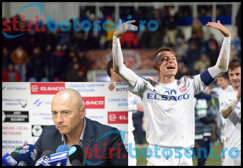 "FC Botosani nu a mai castigat de 3 luni: ""A cam venit timpul sa invingem"". Prima suplimentara pentru jucatori!"