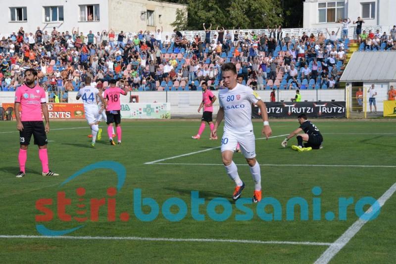 FC Botosani nu a stralucit, dar a obtinut trei puncte importante! FOTO