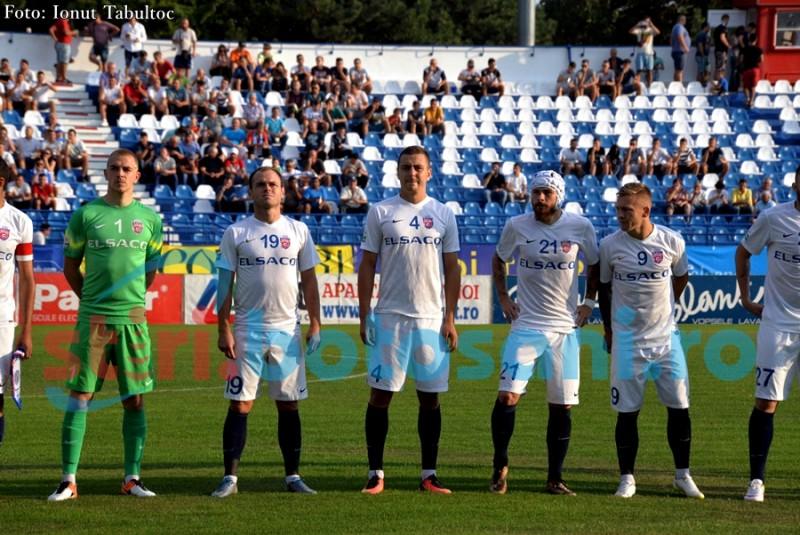 FC Botoșani ocupă locul 2 și are cel mai bun atac din Liga 1! Poate fi depășită doar de Dinamo! CLASAMENT