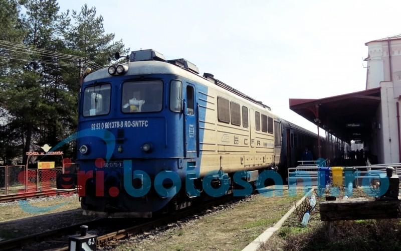 FC Botosani pleaca la Drobeta-Turnu Severin cu trenul!