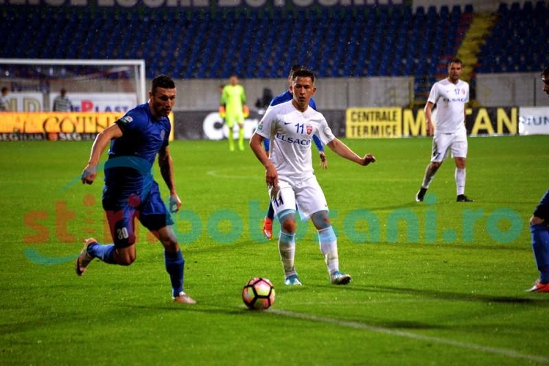 FC Botosani poate da lovitura! OFERTA de 1 milion de euro pentru Olimpiu Morutan, din Belgia!