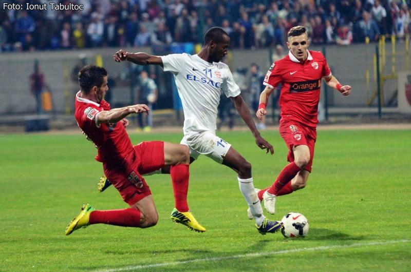 FC Botosani poate trece peste Dinamo, in clasamentul Ligii 1! Rezultatele inregistrate vineri!