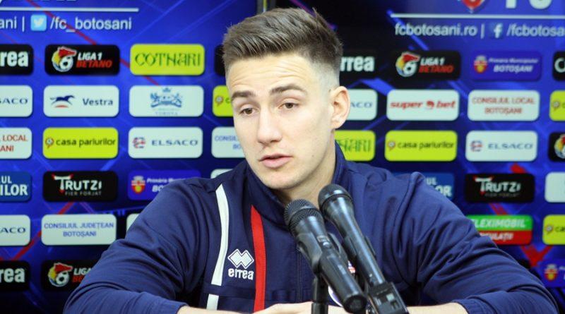 """FC Botoșani, pregătită de înfruntarea cu Dinamo: """"Mergem la București să câștigăm!"""""""