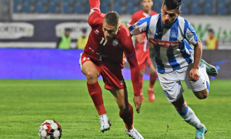 FC Botoșani, primul meci după pandemie. Echipa lui Croitoru joacă în Copou cu Poli Iași