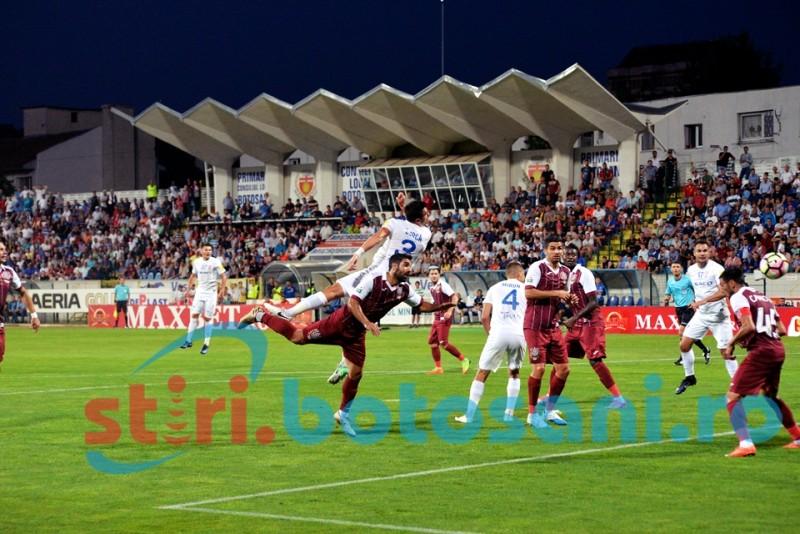 FC Botosani ramane pe locul 1. CFR-ul a castigat la Iasi, iar Sepsi a invins campioana!