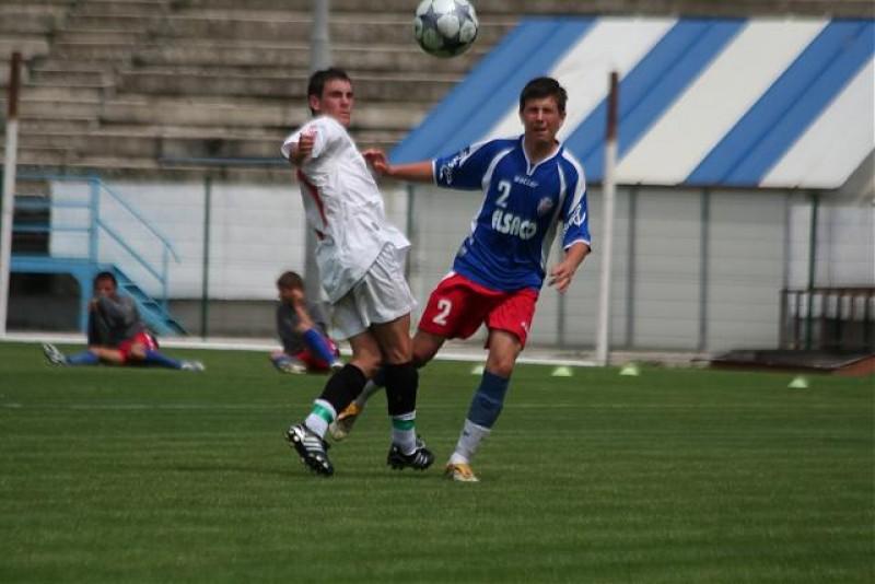 FC Botosani - Rapid CFR Suceava 0-1