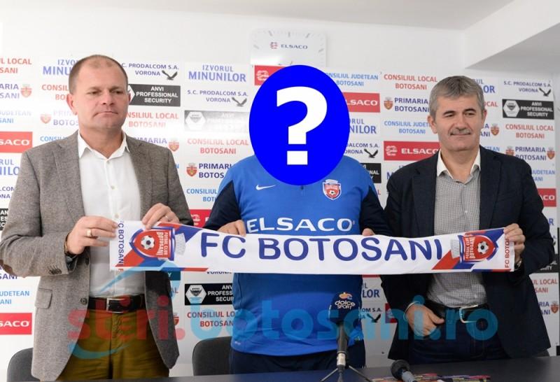"""FC Botoșani s-a decis în privința noului antrenor! Cornel Șfaițer: """"Prima opțiune pentru noi este...."""""""