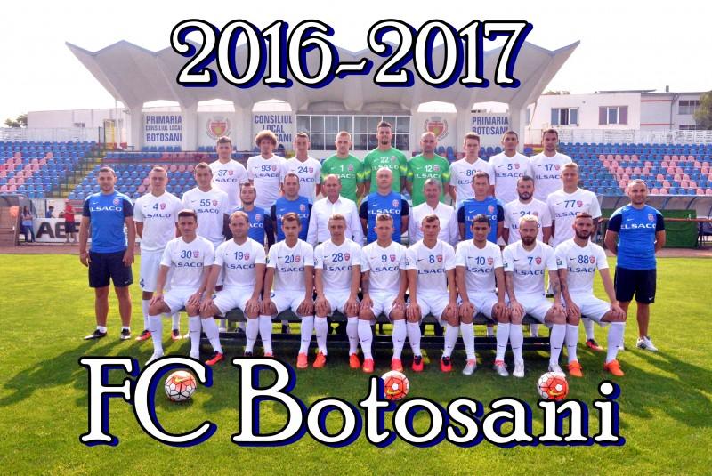 FC Botosani s-a fotografiat pentru noul sezon! Sfaiter promite un jucator de nationala! FOTO