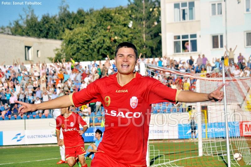 FC Botosani s-a impus in fata cehilor de la Pribram, scor 2-0