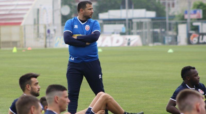 FC Botoșani s-a reunit pe Municipal. Prima ședință de pregătire sub comanda lui Marius Croitoru!