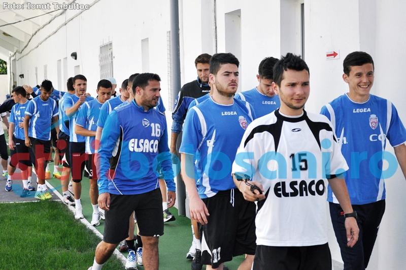FC Botosani s-a reunit! Vezi lotul lui Leo Grozavu pentru perioada de pregatire! FOTO