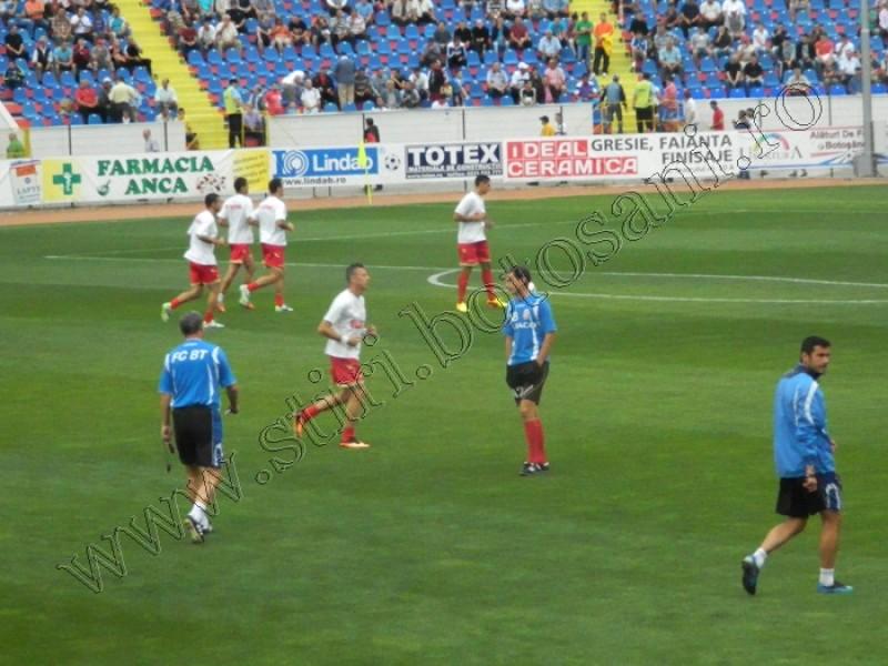 FC Botoșani-SC Vaslui: LIVE TEXT ( Scor final: 1-0)! FOTO