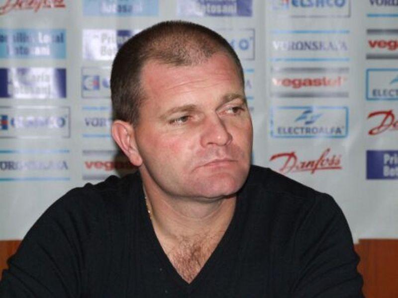FC Botosani scoate fotbalistii la mezat