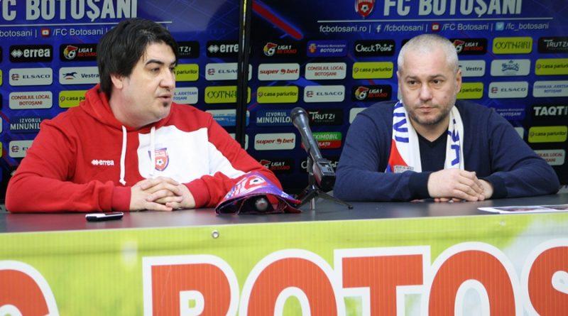 """FC Botoșani se implică într-un nou caz umanitar - """"Speranță pentru Antonio!"""""""