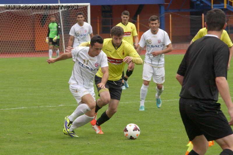 FC Botosani se impune in cel de-al doilea amical al verii! Svichi si Ianc au marcat!