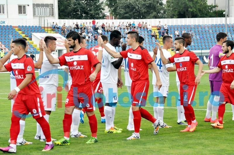FC Botoșani se întoarce cu 4 puncte din cele două deplasări, după 0-0 cu Gaz Metan!
