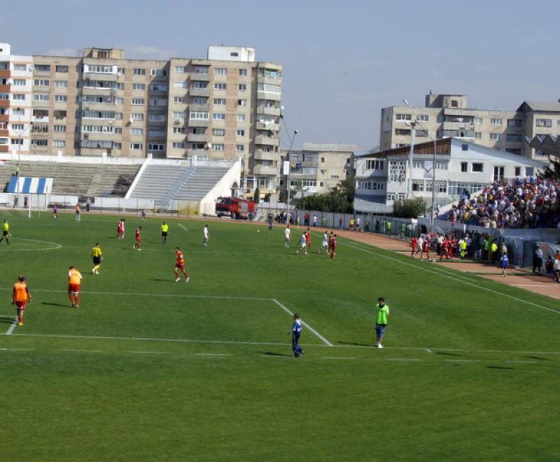 FC Botosani se pregăteşte de Cupa României