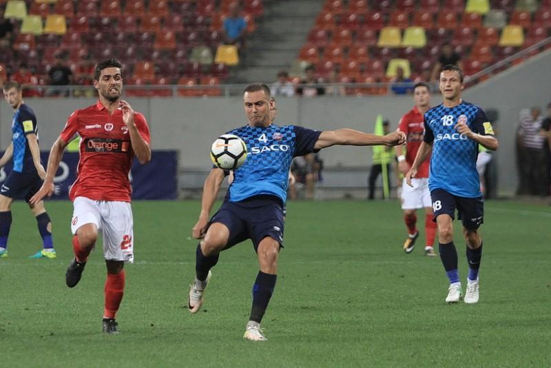 FC Botoşani - Sepsi 2-2. Botoșănenii au egalat în prelungiri, în inferioritate numerică