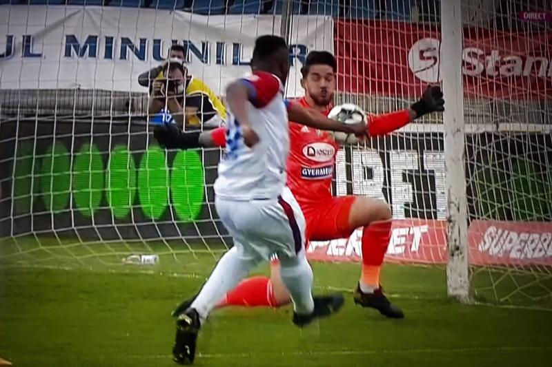 FC Botoșani - Sepsi OSK 2-1! Victorie în fața lui Sfaițer