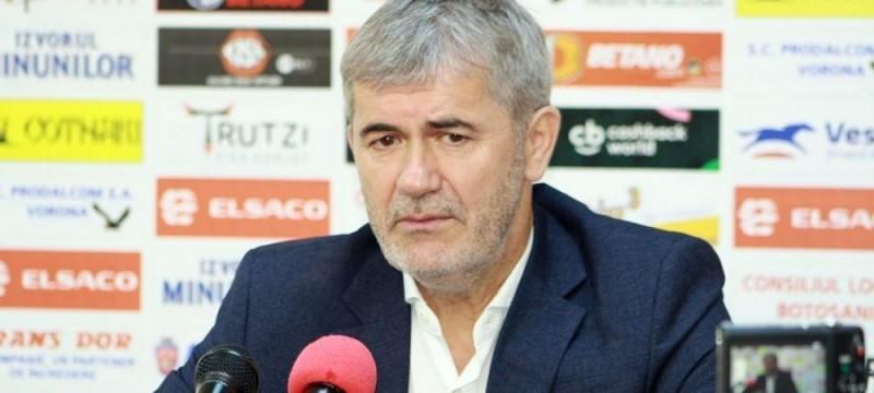 """FC Botoșani și-a găsit antrenor după plecarea lui Ciobotariu! Valeriu Ifime: """"Prima opțiune este..."""""""