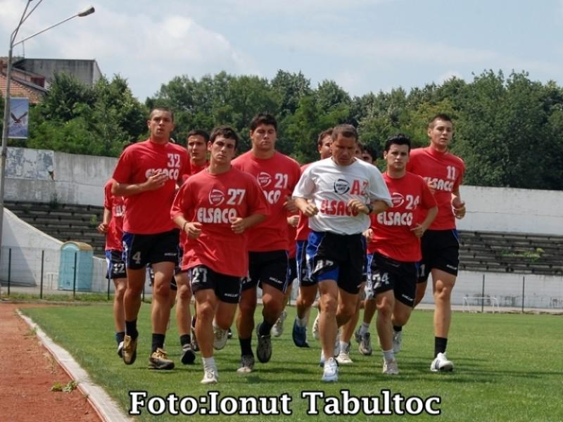 FC Botosani si-a reluat antrenamentele pe Stadionul Municipal