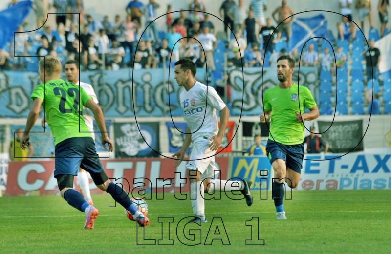 FC Botosani si CSMS Iasi vor juca meciul 100 in Liga 1!