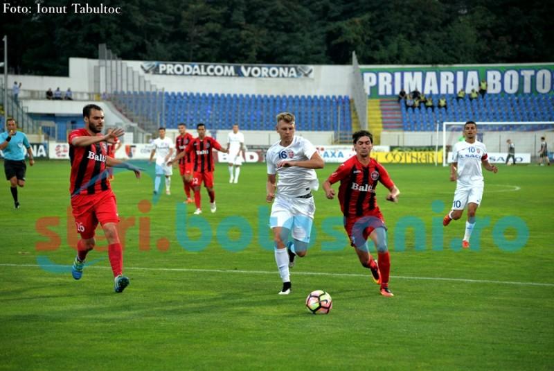 FC Botosani testeaza un jucator cumparat la un moment dat de Steaua cu 300.000 de euro! FOTO