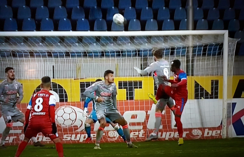 FC Botoșani - UTA Arad 2-3! Am condus, dar am pierdut!