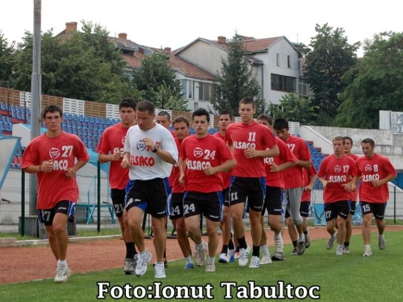 FC Botoşani va debuta în sezonul 2009-2010 cu Gloria Buzău