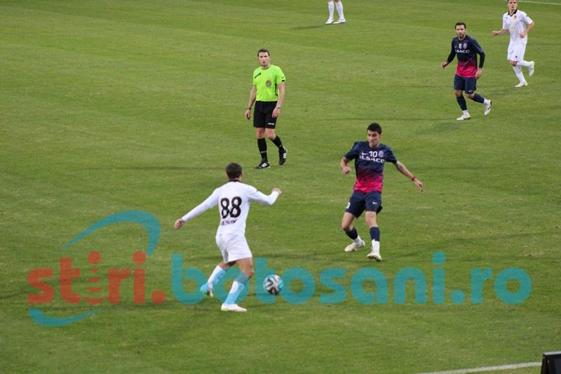 FC Botosani va juca ASTAZI un nou amical in Turcia!