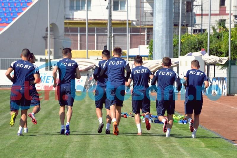 FC Botoşani va relua campionatul pe 4 februarie