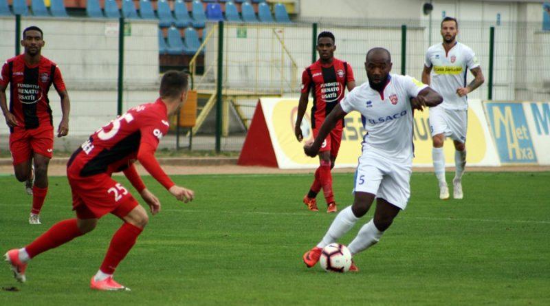FC Botoşani, victorie într-un meci amical cu o echipă din Republica Moldova