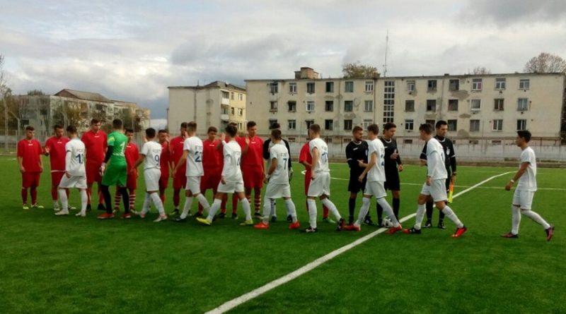 """FC Botoșani: Victorie pentru juniori """"A"""", înfrângere pentru juniori """"B"""""""
