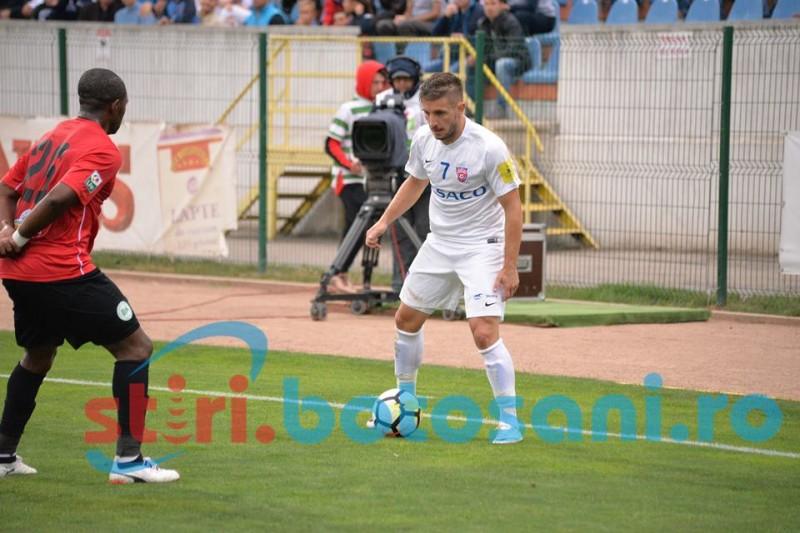 "FC Botosani vrea in Play-Off-ul Ligii 1: ""Avem sanse reale"""