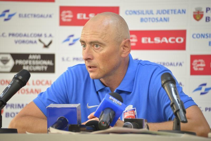 FC Botosani vrea REVANSA! Botosanenii au obtinut doar un punct de la Universitatea Cluj, in sezonul trecut!