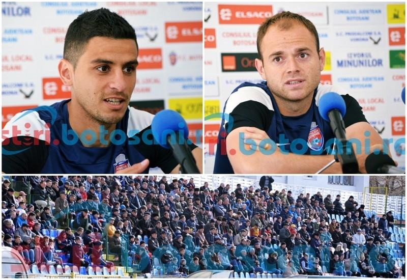 FC Botosani vrea sa incheie actualul sezon cu o victorie, dedicata suporterilor!