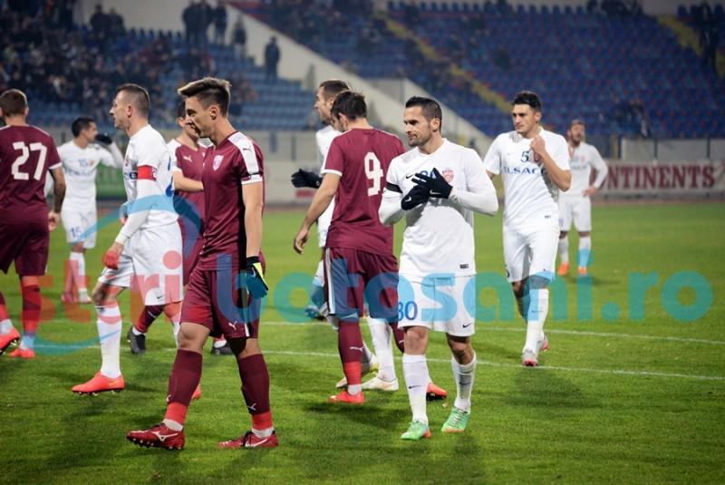 FC Voluntari - FC Botosani 1-1 - FINAL