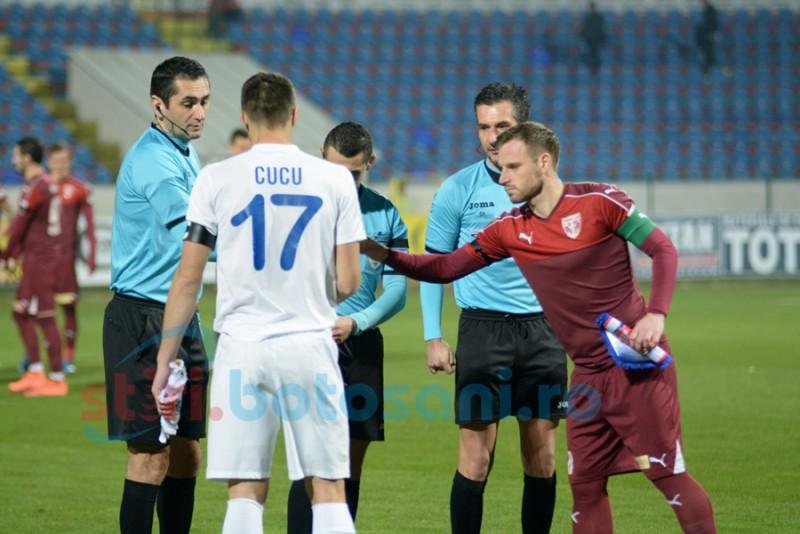 FC Voluntari vine la Botosani cu un antrenor nou