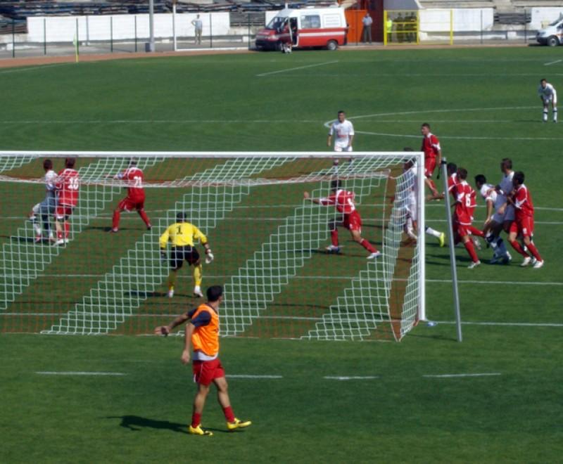 FCM BACĂU - FC BOTOŞANI 1-0