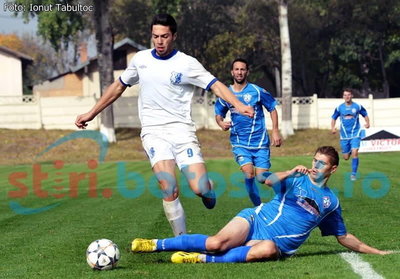 FCM Dorohoi a castigat amicalul cu Bucovina Radauti (2-0). Ivasca, omul meciului!
