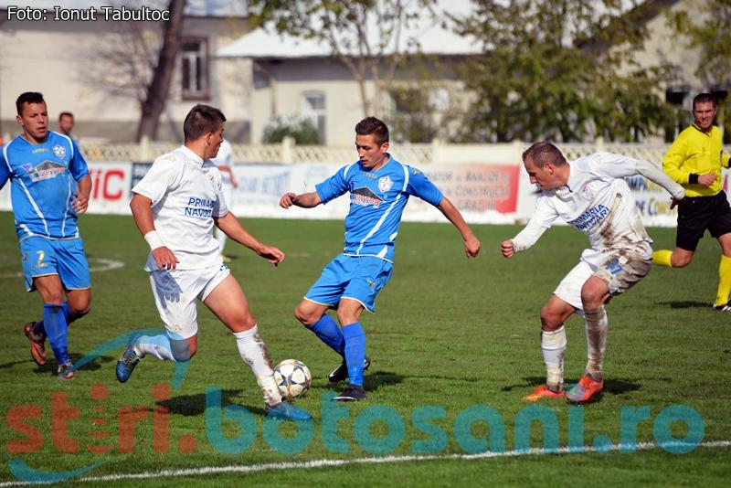 FCM Dorohoi a pierdut meciul cu Sageata Navodari! Dorohoienii au fost arbitrati de un botosanean! FOTO