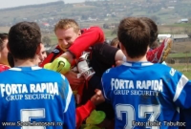 FCM Dorohoi a promovat in Liga a III-a!