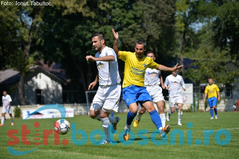 FCM Dorohoi, invinsa pe teren propriu de SC Bacau!