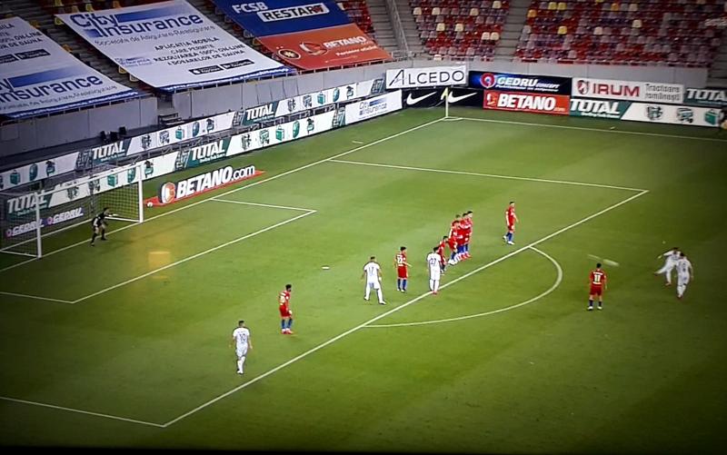 FCSB - FC Botoșani 1-1! Două Euro-Goluri și fotbal ZERO!